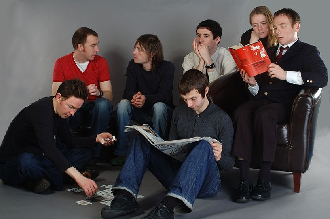 TORNANO DAL VIVO I BELLE AND SEBASTIAN