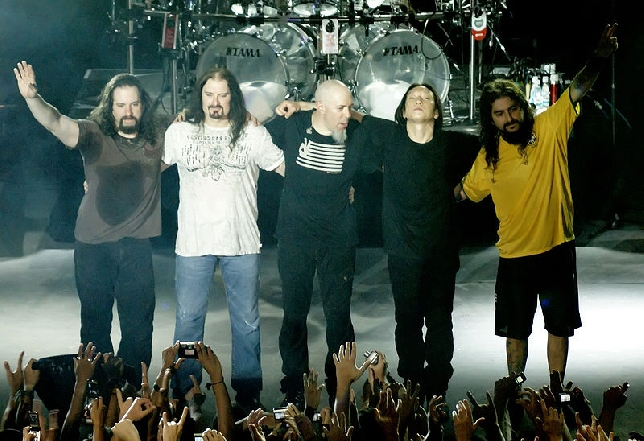 DREAM THEATRE IN ITALIA CON DUE CONCERTI