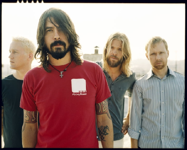 FOO FIGHTERS: AD APRILE IL NUOVO ALBUM E UN DOCUMENTARIO