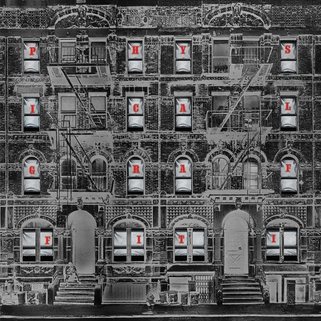 Physical Graffiti dei Led Zeppelin rivive dopo quarantanni