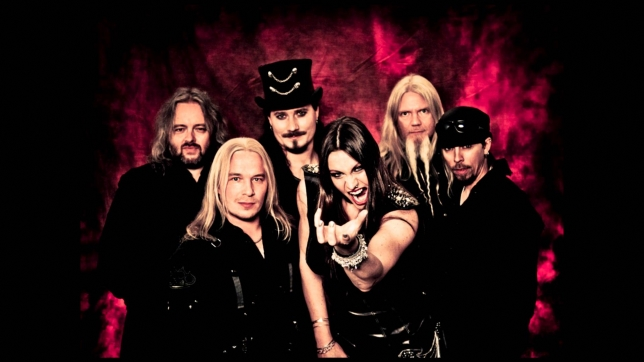 I Nightwish in giro per l'Europa con Arch Enemy e Amorphis