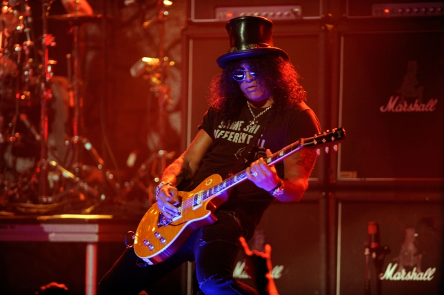 Anche Slash al Rock In Roma
