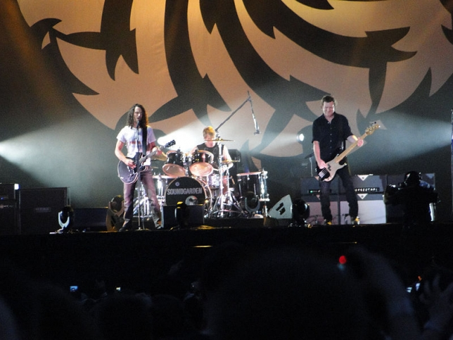 Tutto pronto per il documentario sui Soundgarden
