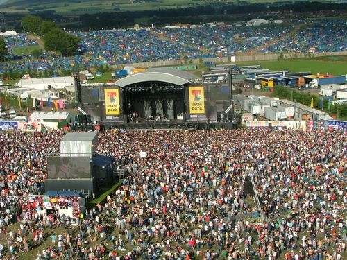 SPECIALE FESTIVAL: T IN THE PARK